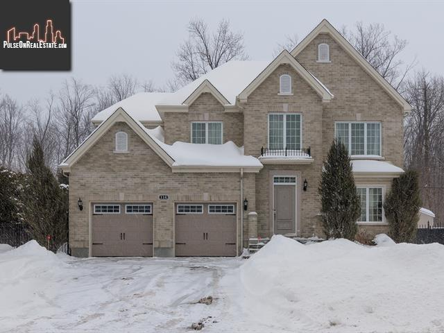 Houses For Sale In Pincourt >> 116 Rue Des Frenes Pincourt Quebec J7w9v5 Canada House