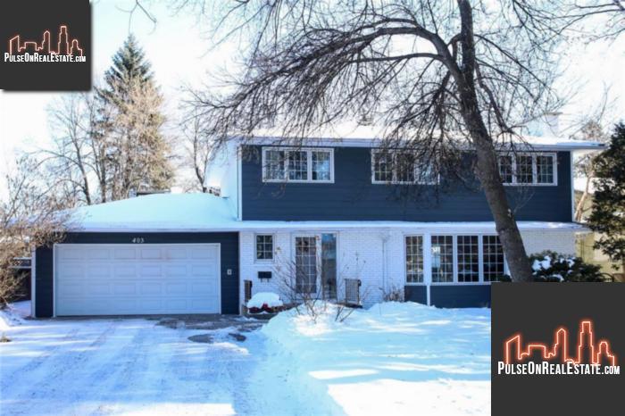 403 Kelvin Blvd Winnipeg Manitoba R3p0j3 Canada House Real Estate Property For Sale